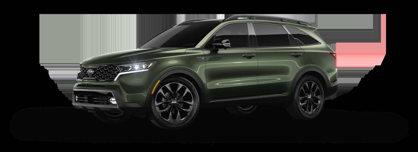 2021 Kia Sorento: Mid-Size SUV - Features, Safety & more ...